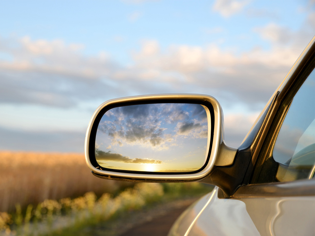 آینه دید عقب ماشین