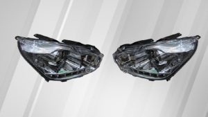 مجموعه چراغ جلو MVM X22